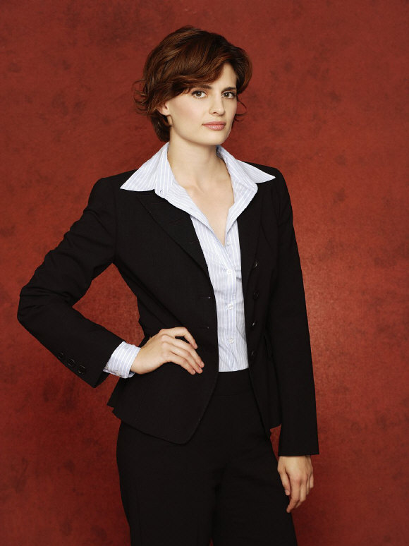 Stana Katic, Castle s01