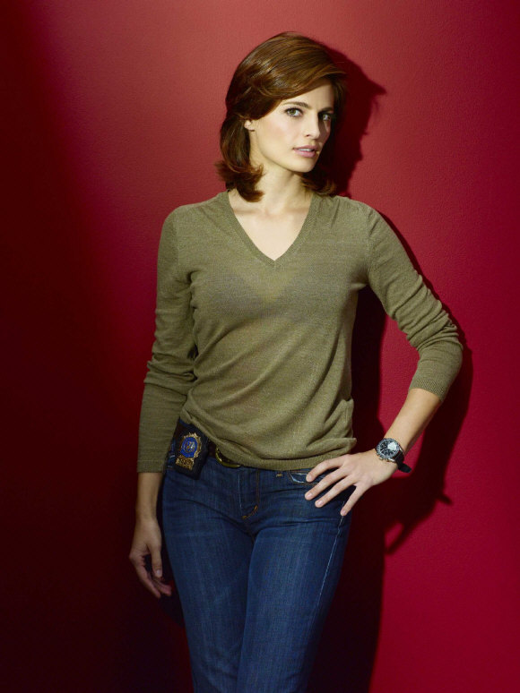 Stana Katic, Castle s02