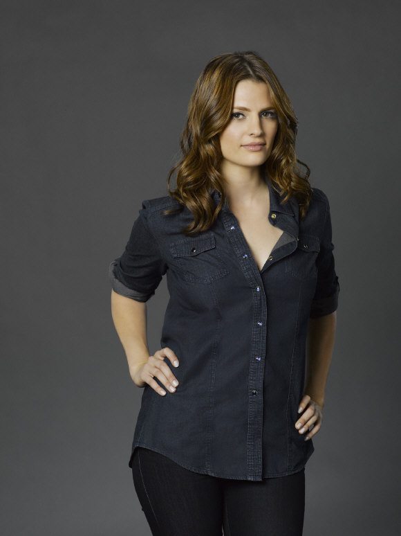 Stana Katic, Castle s03