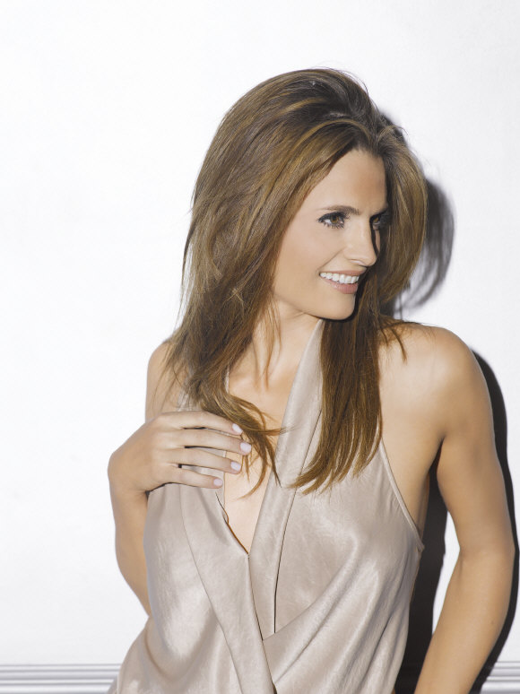 Stana Katic, Castle s04